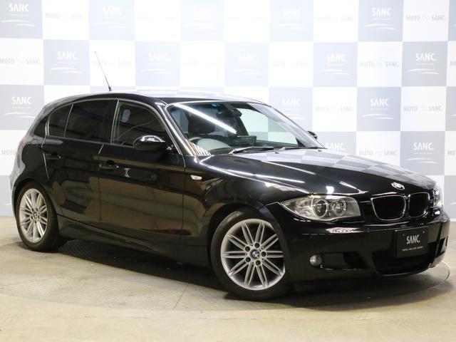 BMW 118iMスポーツ 1オナ HDDナビ バックカメラ HID