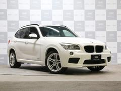 BMW X1sDrive 20i Mスポーツ禁煙 純正HDDナビ記録簿