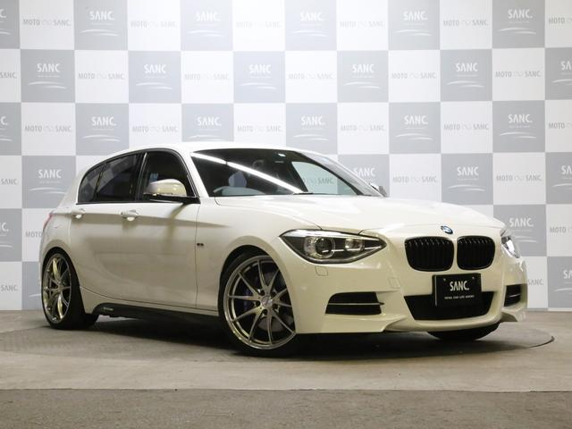 BMW M135i 禁煙 RAYS19AW H&Rサス Mスポマフラ
