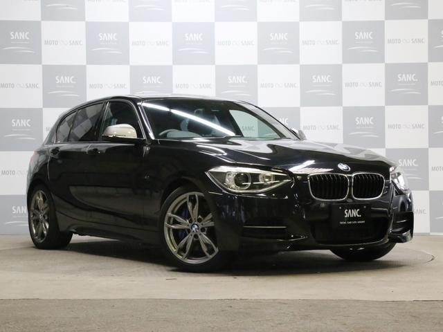 BMW M135i 禁煙 バックカメラ Rコーナーセンサー