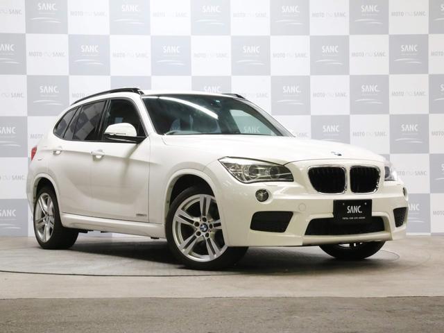 BMW sDrive 20i Mスポーツ1オナ禁煙 ナビ アイスト