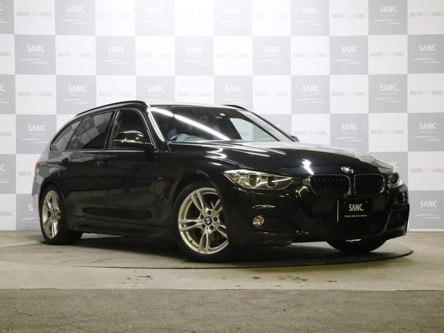 BMW 320dツーリング Mスポーツ 禁煙 Bカメラ フルセグTV