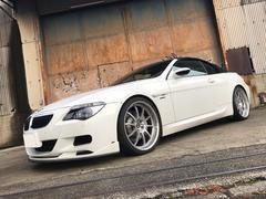 BMW M6カブリオレ NKBフルキット ワンオフマフラー 内装張替