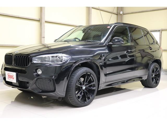 BMW xDrive 35d ブラックアウト BLACKOUT