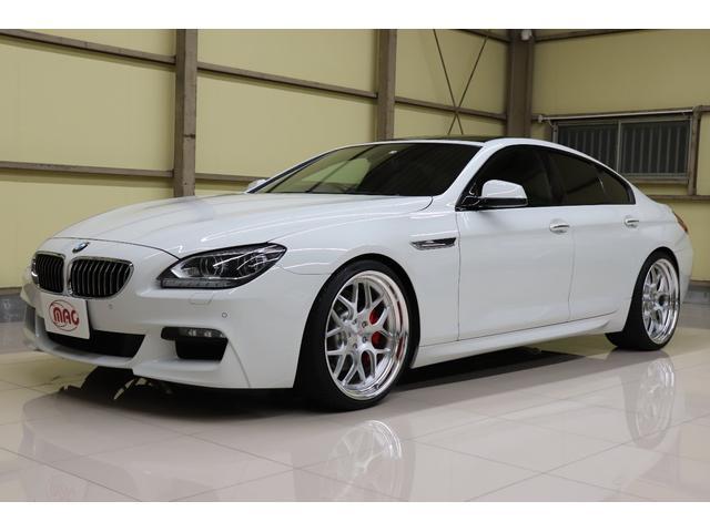 BMW 640iGクーペ Mスポーツ ハイパーフォージド21インチ付