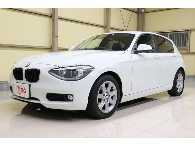BMW 116i ファッショニスタ 社外ナビ付き