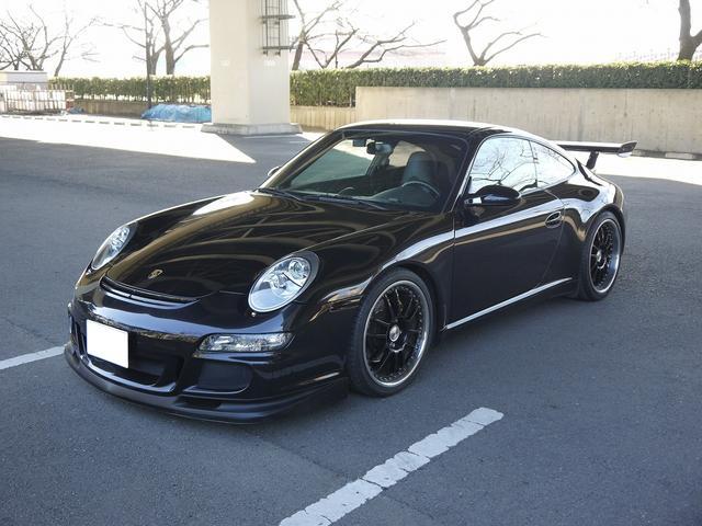 ポルシェ 911カレラ6速GT3仕様・車高調・可変エキゾースト