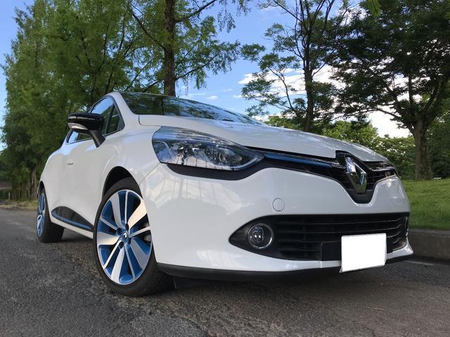 ルノー クールフレンチLTD ワンオーナー 日本30台限定車