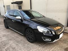 ボルボ V60 ドライブe ERSTExhaust navi leather