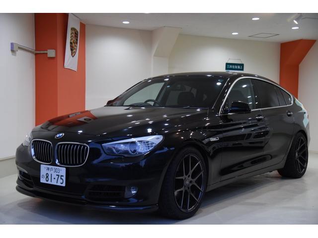 BMW グランツーリスモ 前後カーボンスポイラー 禁煙 タイヤ新品