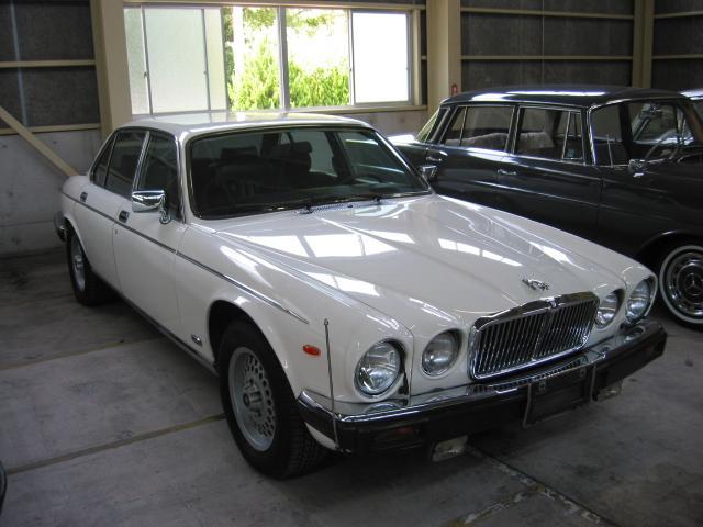ジャガー XJ6バンデンプラ