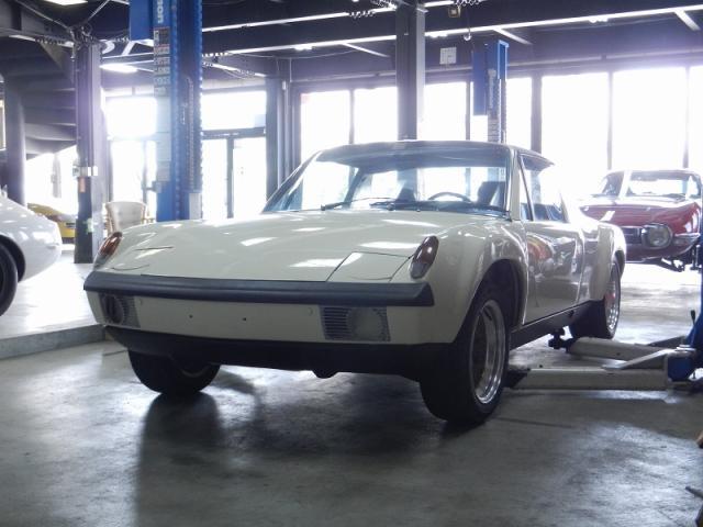 ポルシェ 914/6 GT