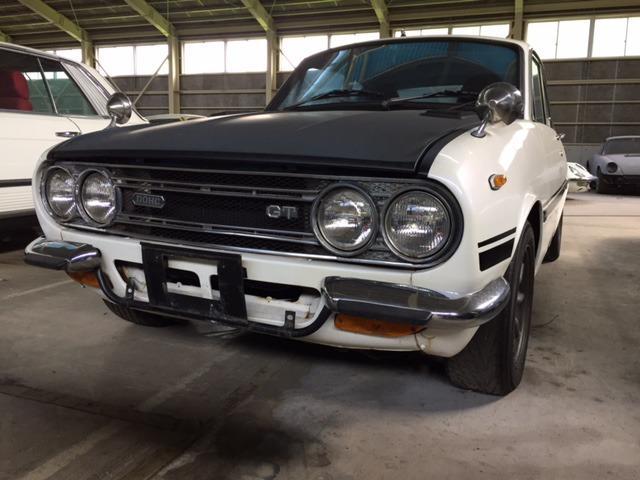 いすゞ GT-R