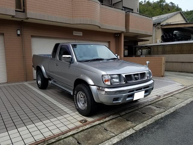 日産 キングキャブ AX  4WD