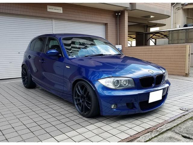 BMW 130i Mスポーツ 本革シート ARQRAYマフラー