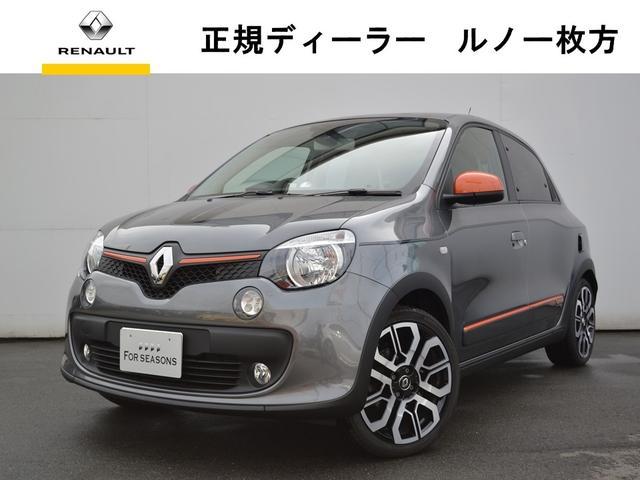 ルノー GT 弊社デモカー ワンオーナー タコメーター
