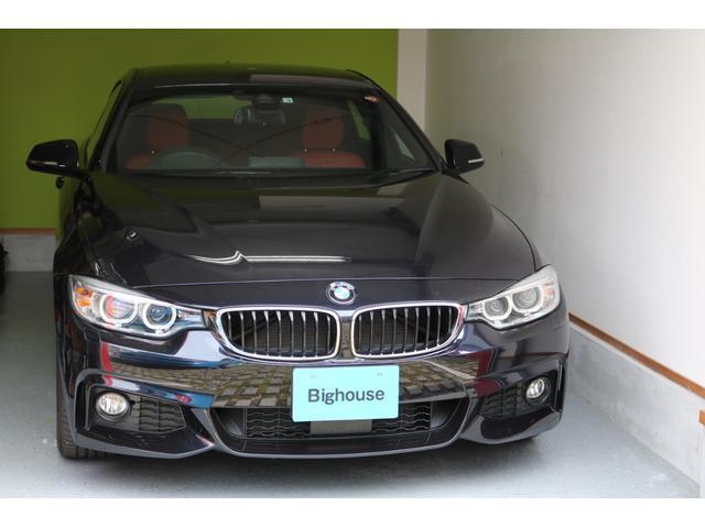 BMW 420iグランクーペ Mスポーツ
