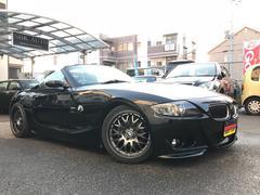 BMW Z42.5i カスタムカー ナビ ハーマン 車庫調 ETC
