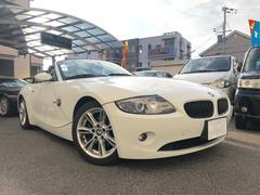 BMW Z43.0i SMG 左H 記録簿 ナビ HID Bカメラ