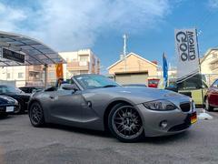 BMW Z42.5iガンメタBBSアルミ黒革