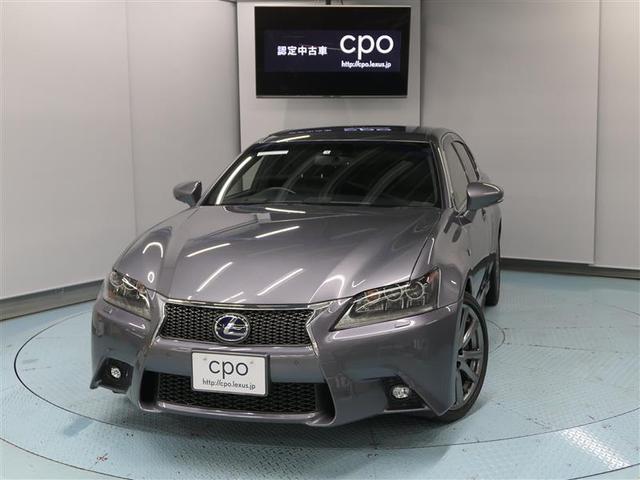 レクサス GS300h Fスポーツ LEXUS認定中古車