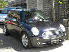 MINI特別仕様車 専用レザーシート キセノン ETC 取説保証書
