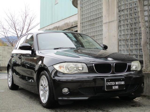 BMW 116i ベースグレード ディーラー車 純正アルミ ETC
