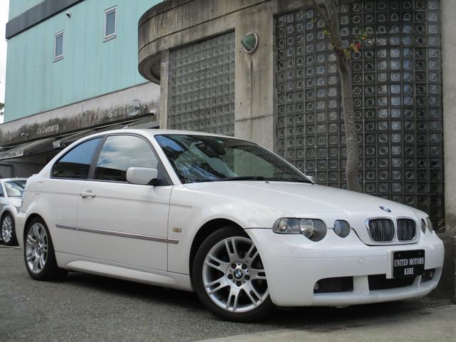 BMW 318ti Mスポーツパッケージ Mフルエアロ ETC 取説