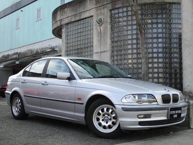 BMW 320i ワンオーナー 正規ディーラー車 純正アルミ ETC