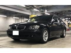 BMW740i ナビ HIDライト パワーシート 内装ベージュ