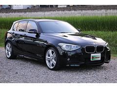BMW116iMSP iストップ 地デジナビ・Bカメラ 純18AW