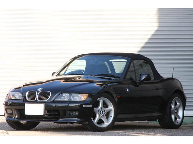 BMW 2.2i 車検4年1月まで HDDナビ ETC HIDライト 手動オープン 純正革シート 純正17インチアルミホイール