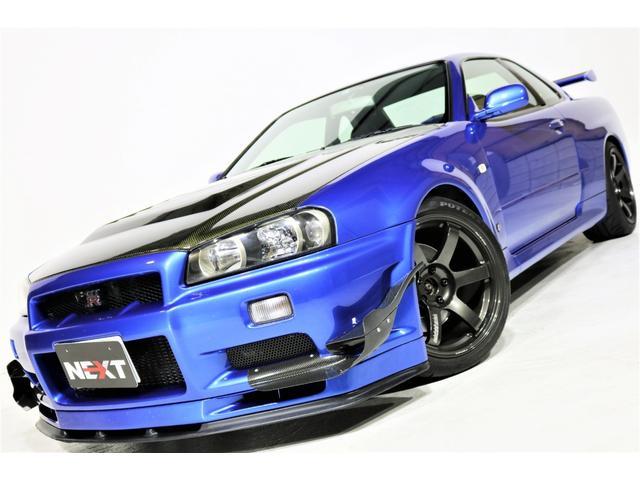 日産 GT-R RAYS18インチAW HKS車高調