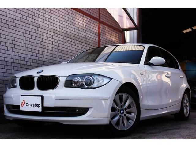 BMW 116i DVDナビ バックカメラ ETC キセノンライト
