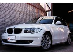 BMW116i DVDナビ バックカメラ ETC キセノンライト