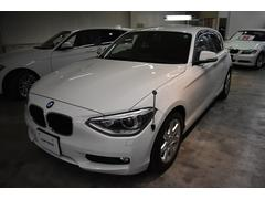BMW116i 走行7800Km 専門店自社工場整備 保証付