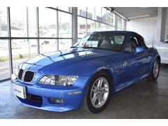 BMW Z3ロードスター2000 6気筒 限定車 ワンオーナー 左5速MT 整備付