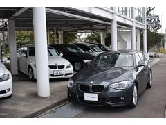 BMW116i Mスポーツ ワンオーナー 禁煙車 整備保証付