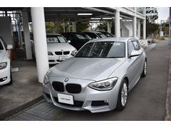 BMW116i Mスポーツ ワンオーナー 9千Km ナビ 禁煙車