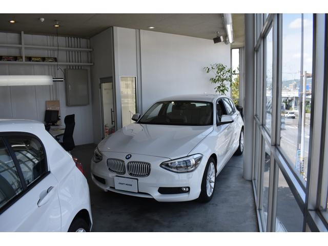 BMW 116i ファッショニスタ ワンオーナー ナビ&バックカメラ