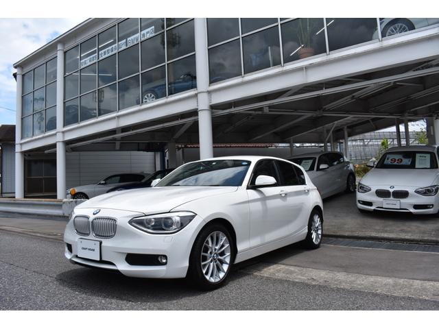 BMW 116i ファッショニスタ  ナビ&バックカメラ 整備保証付