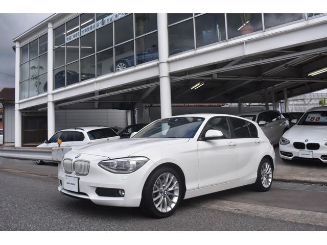 BMW 116i ファッショニスタ 革 ナビ&バックカメラ整備保証付