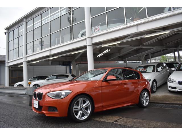 BMW 116i Mスポーツ ワンオーナー ナビ&バックカメラ&TV