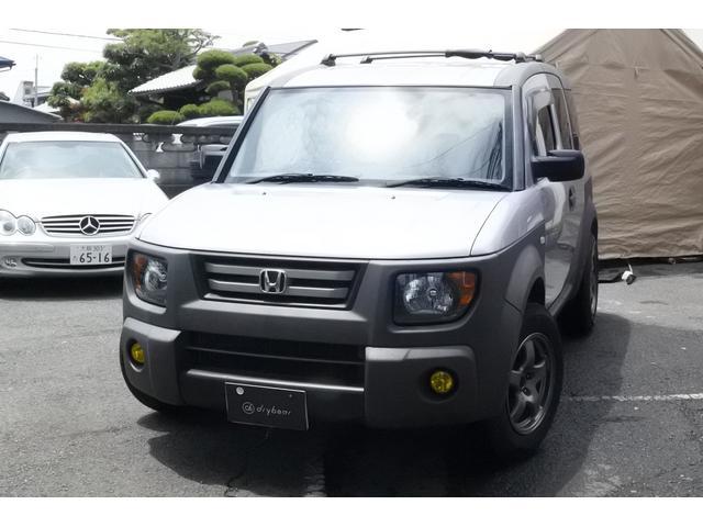 「ホンダ」「エレメント」「SUV・クロカン」「大阪府」の中古車