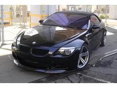 BMW M6カブリオレ カーボンパーツ アーキュレー ダウンサス HID