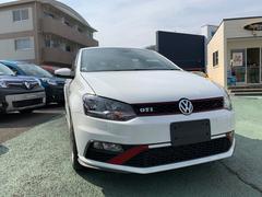VW ポロGTI禁煙車走行200キロ専用シート専用足回り記録簿保証付き