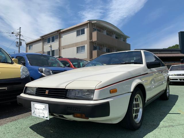 いすゞ XGフルオリジナルコンクールコンデションワンオーナー記録簿