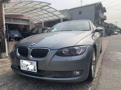 BMW335iカブリオレ禁煙車記録簿正規ディーラー車