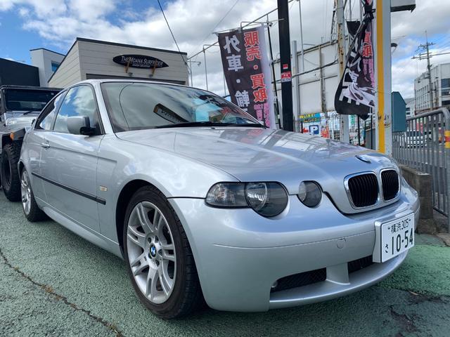 BMW 318ti Mスポーツパッケージ記録簿