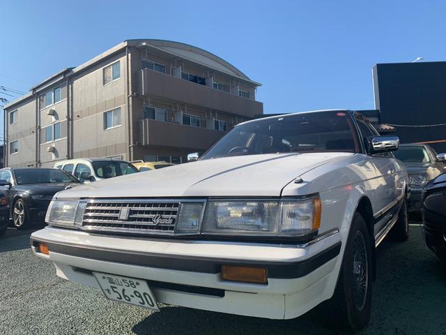 トヨタ グランデ4万キロ新車時ビニール保存